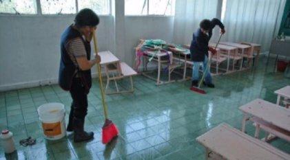 Los auxiliares bonaerenses quedamos a la mitad de la canasta de pobreza