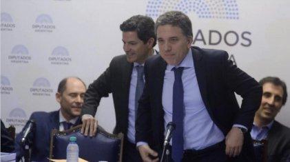Dujovne visita Diputados para defender el Presupuesto 2019