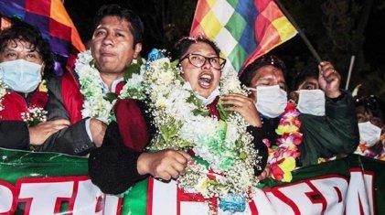 Elecciones en Bolivia: conflicto en la agrupación de Eva Copa por cambio de candidatos