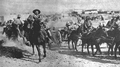 La primera Batalla de Celaya