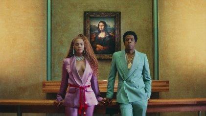 """""""Apeshit"""": visita por el Museo Louvre con Beyoncé y Jay-Z"""