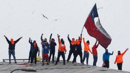 Portuarios de Valparaíso rechazaron propuesta del Gobierno y preparan un paro nacional