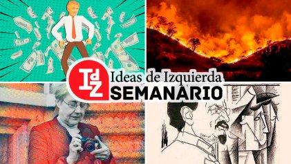 """En IDZ: la economía en tiempos de """"vacío de poder"""", Amazonia bajo fuego, Laclau vs. Trotsky y más"""