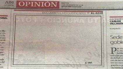 Reconocido dibujante de Bolivia deja de publicar sus trabajos por amenaza de los golpistas