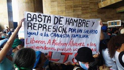 """La violación de DD.HH. en Venezuela, el """"derechohumanismo"""" imperialista y la izquierda que le cede"""