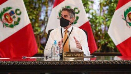 Nuevas medidas del Gobierno peruano son insuficientes para encarar la segunda ola de covid-19