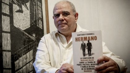 Ataque a la prensa: ordenan a Santiago O'Donnell entregar audios usados para su libro Hermano