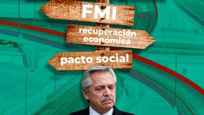 Las encrucijadas de la economía y el regreso del pacto social