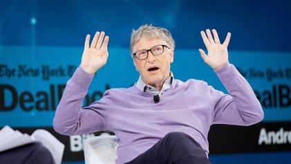 Bill Gates no va a salvar a la humanidad de la crisis climática