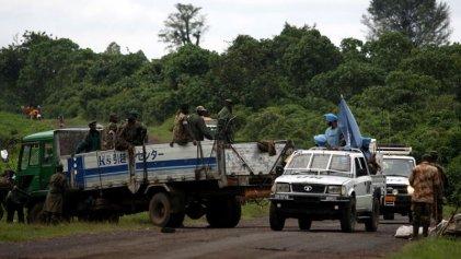 Asesinan en un ataque al embajador de Italia en República Democrática del Congo
