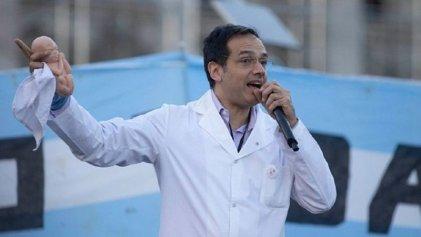 El antiderechos Rodríguez Lastra podrá volver a ejercer como ginecólogo