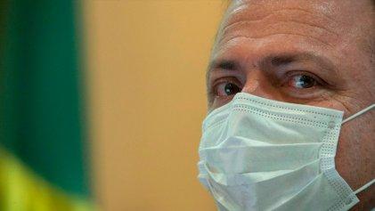 Bolsonaro cambia nuevamente al ministro de salud de Brasil en plena crisis sanitaria