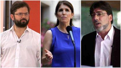 La centroizquierda chilena en el piso y el PC-Frente Amplio le tienden la mano
