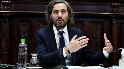 Cafiero criticó la caída del presupuesto en Salud del macrismo, aunque su Gobierno hizo lo mismo