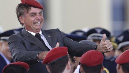 Desfile de tanques y blindados cuando el Congreso vota una propuesta clave para Bolsonaro