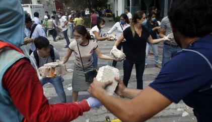 México no es el mismo después del 19-S: primeras lecciones