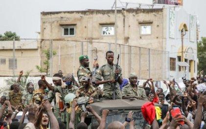 El golpe de Estado en Mali derriba a un aliado del imperialismo francés