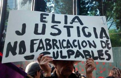 Un grito contra los feminicidios se escuchó en las calles del Distrito Federal