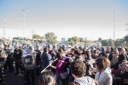 [VIDEO]: Represión y resistencia en la Panamericana