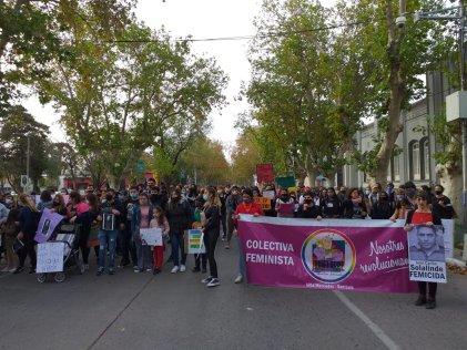 Importantes marchas coparon las calles de San Luis y Villa Mercedes
