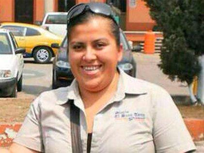 Anabel Flores décimo sexta periodista de Veracruz asesinada desde 2010