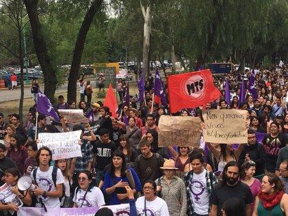 """Claves del caso """"Lesvy"""", el feminicidio que indigna a estudiantes y trabajadoras de la UNAM"""