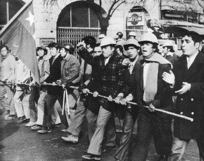 Cordones Industriales: Apuntes para la clase obrera actual