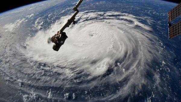 """Sorprendente """"cinturón de huracanes"""", actividad única en 35 años"""